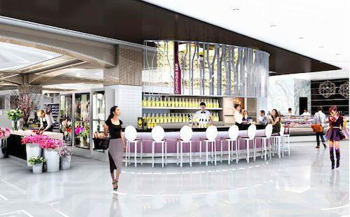 High-End Food Halls