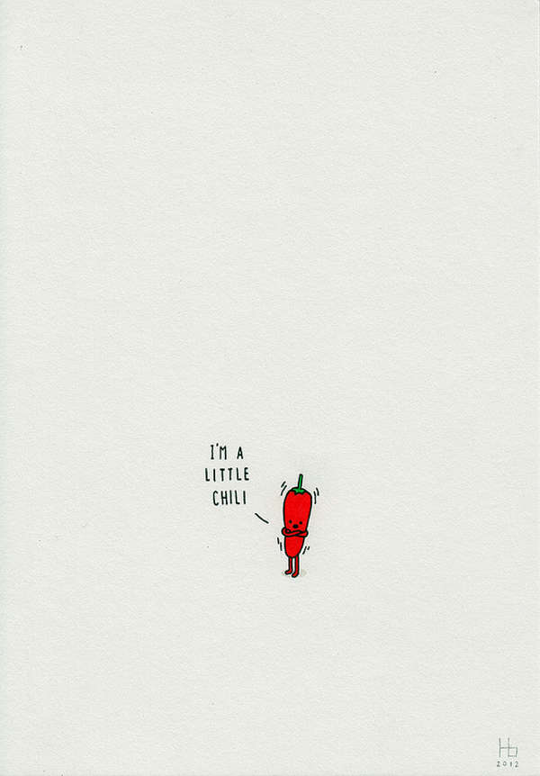 Adorable Pun Illustrations