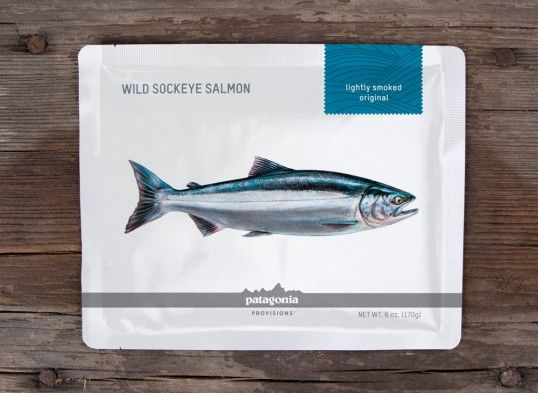 Salmon Package Pre-cooked Salmon Packaging
