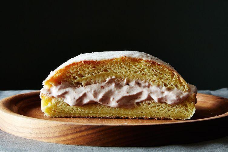 Enlarged Chanukah Desserts
