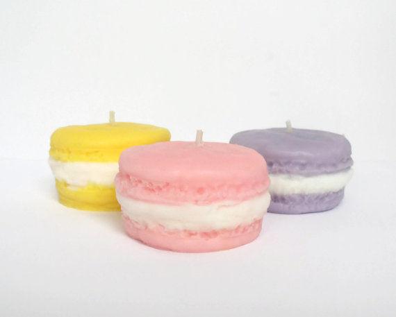 Food-Imitating Candles