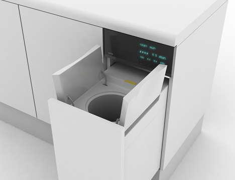 Clean Garbage Compactors