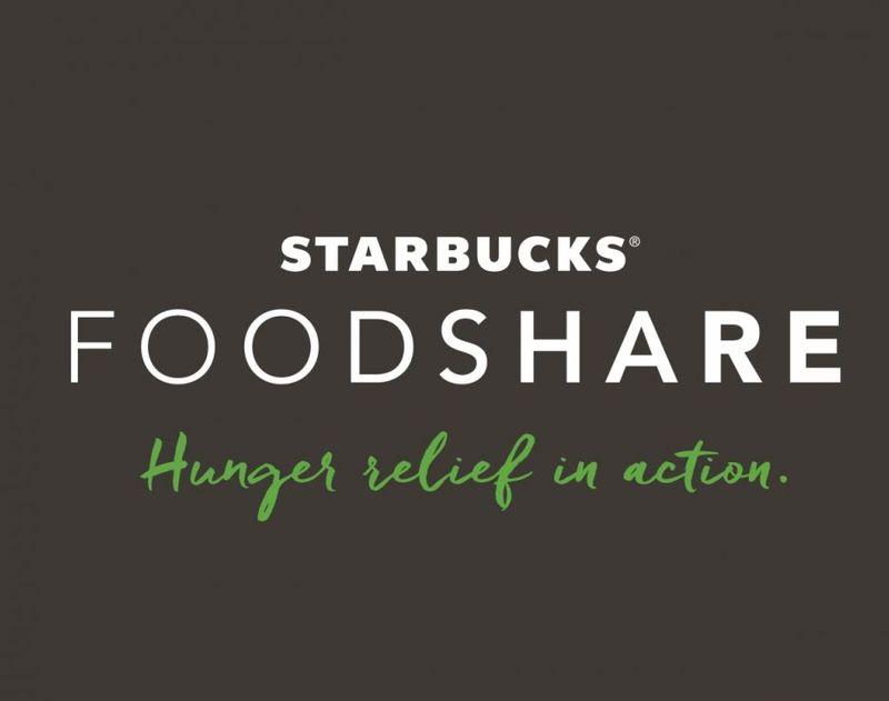 Coffee Shop Food Donations