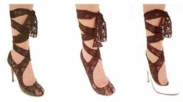 Foot Lingerie