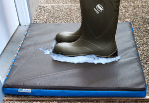 Disinfecting Foot Mats