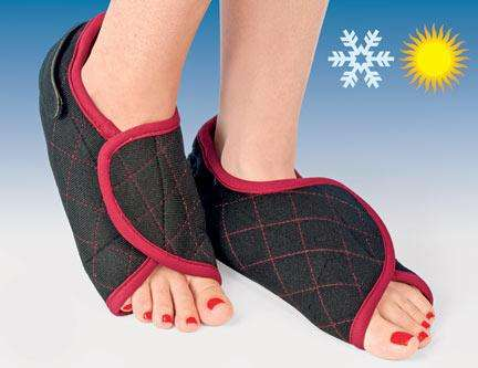 Pain-Relieving Slippers