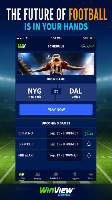 Predictive Football Apps