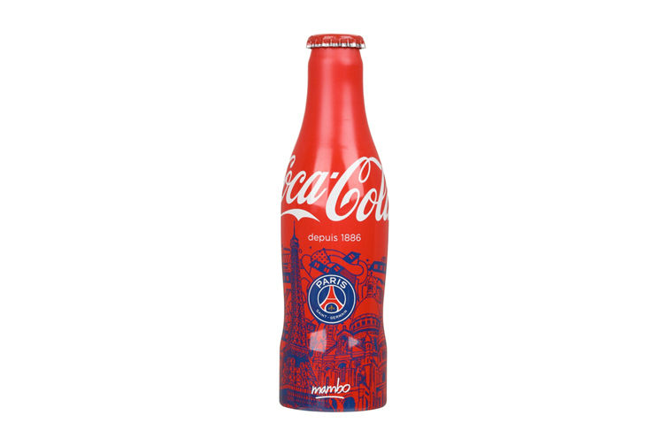 French Football Cola Bottles