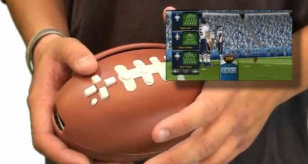 Virtual Pigskin Controllers