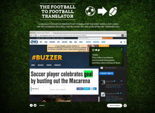 Football Lingo Translators