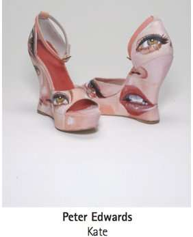 Footwear as Art