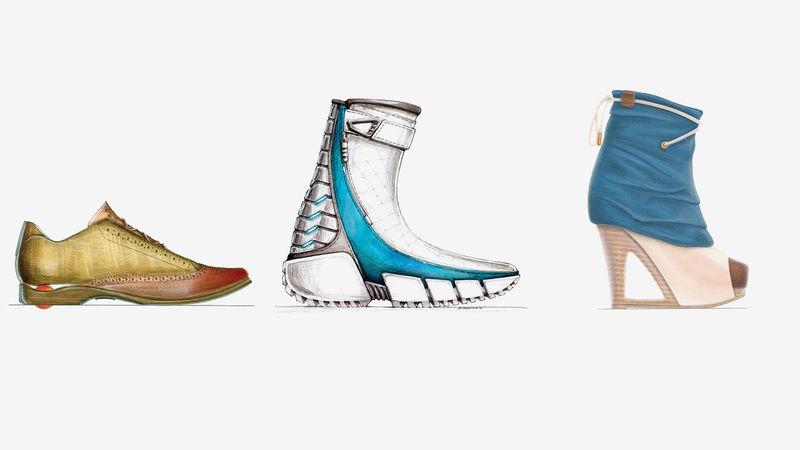 Shoe Designer Platforms
