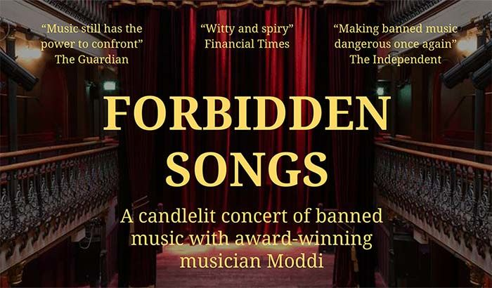 Banned Music Concerts