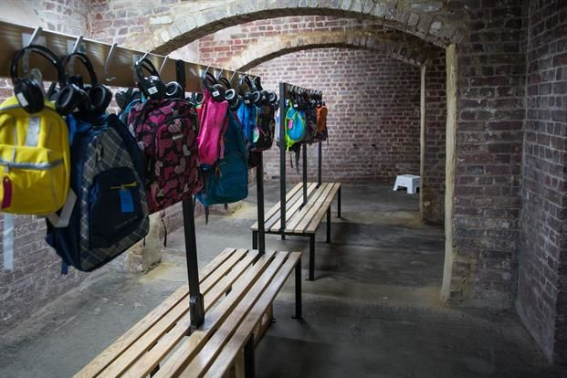 Immersive Refugee Installations