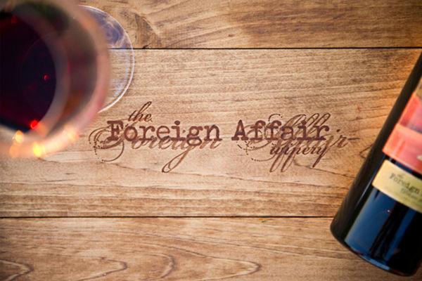 Juxtaposed Culture Wine Branding