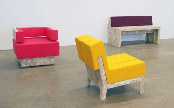 Tetris-Inspired Seating