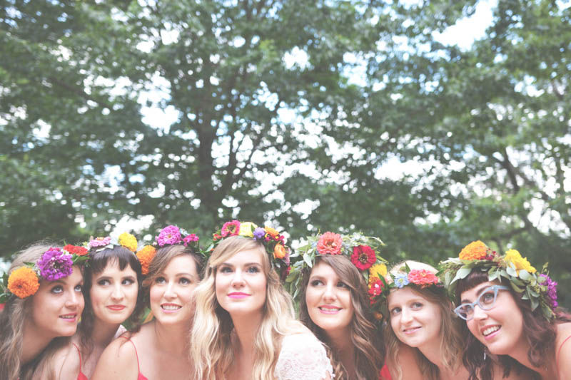 Bohemian Woodland Weddings