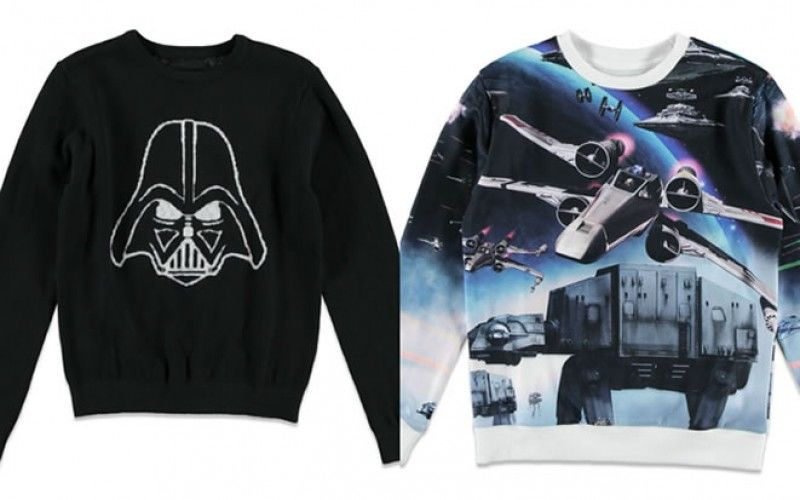 Affordable Sci-Fi Apparel
