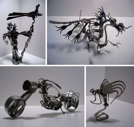 Fantastic Fork Art