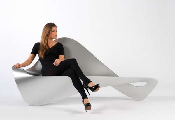 Slick Curvaceous Seats
