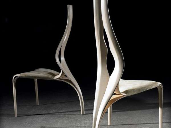 Undulating Chairs