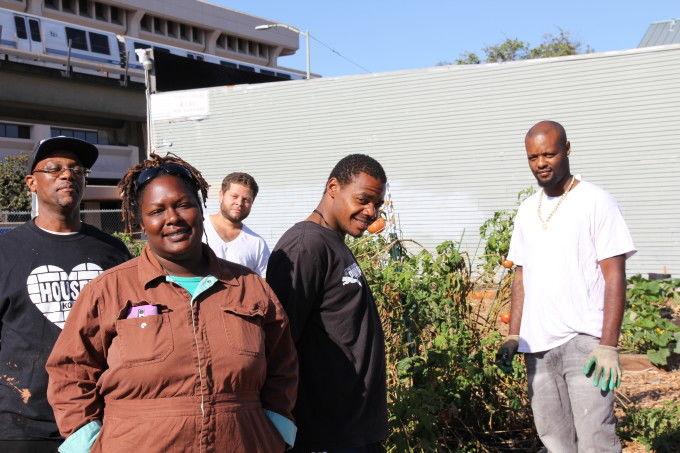 Ex-Offender Urban Farms