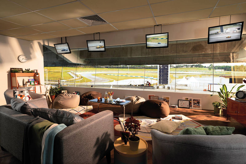 Luxury Stadium Suites