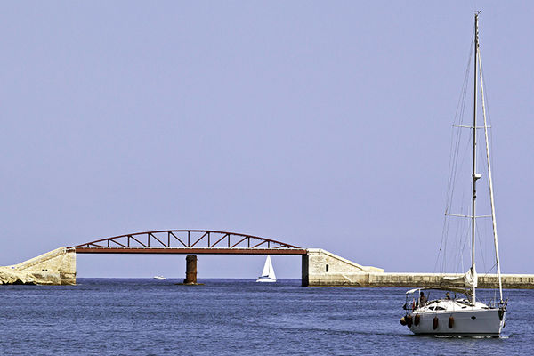Historically Recreated Footbridges