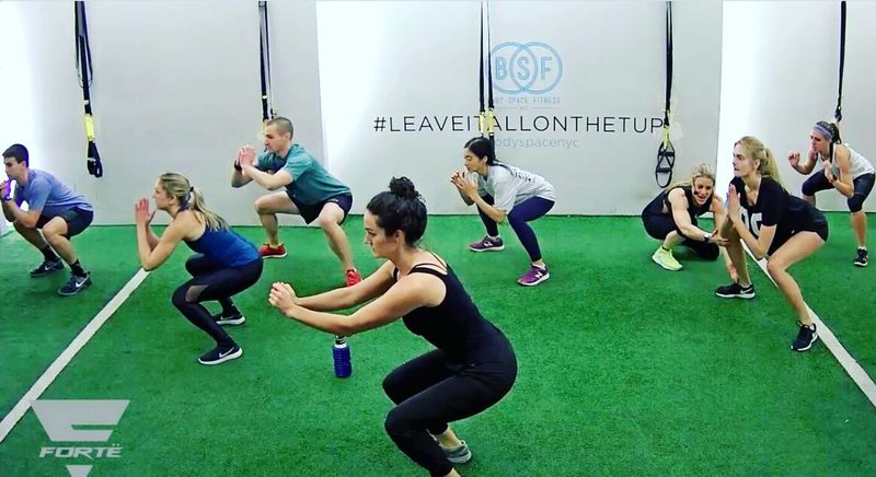 Live-Streaming Fitness Classes