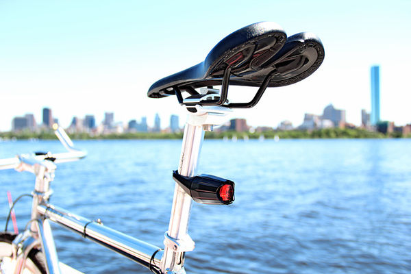Indestructible Bicycle Lights