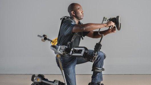 Strength-Giving Exoskeletons