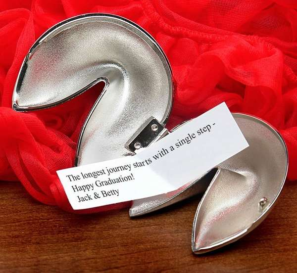 Fortune Cookie Gift Tags