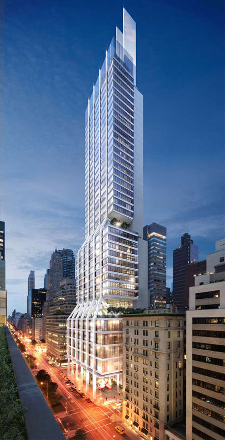 Foster, redesign, New York, building