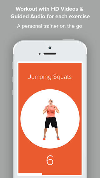 High Intensity Workout Apps