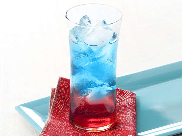 Fruity Patriotic Cocktails