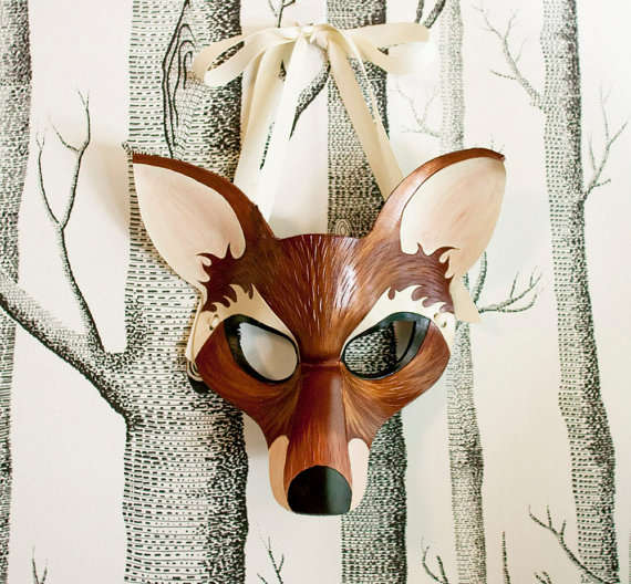 Fox Mask