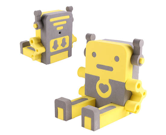 Robotic Phone Holders