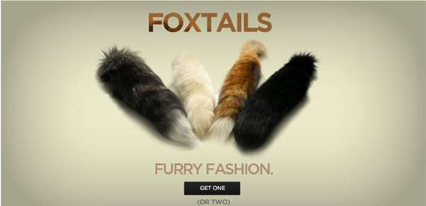Foxtail Fashion Clips