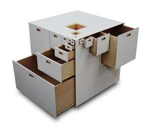 Secret Drawer Cubes