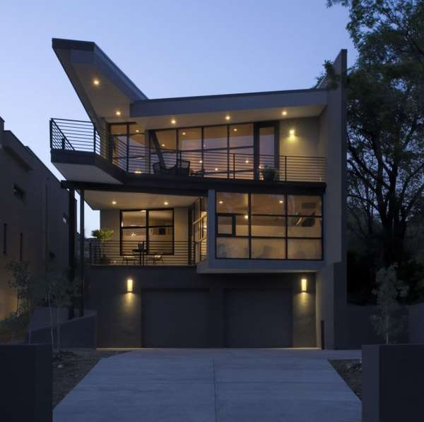 Fragmented Compact Homes