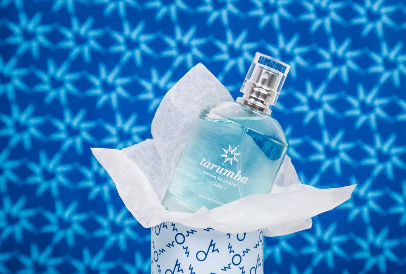 Oceanic Fragrance Packaging