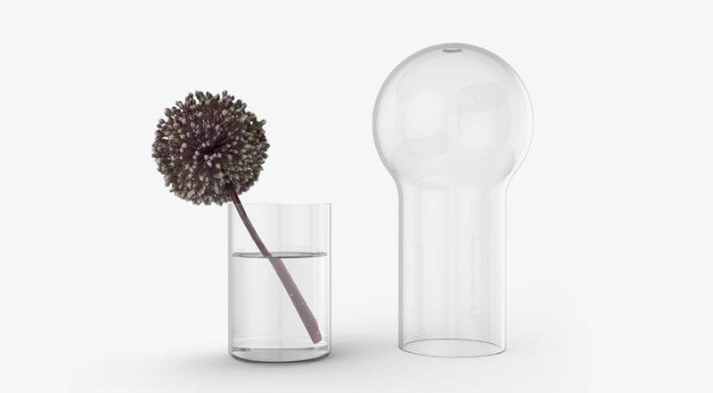 Fragrance-Enhancing Vases