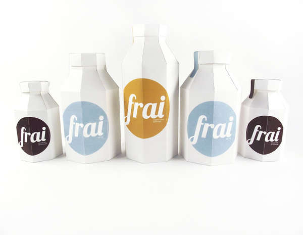 Bottle-Like Beverage Branding