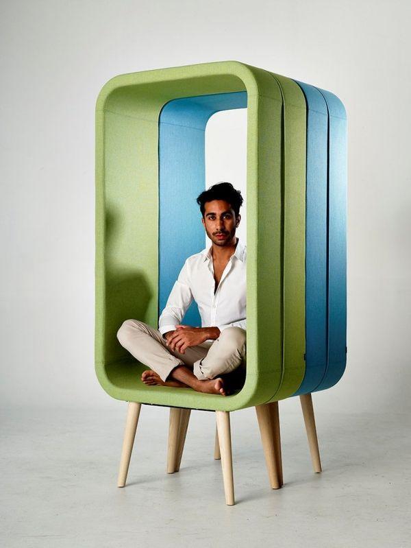 Hollow Rectangular Seating