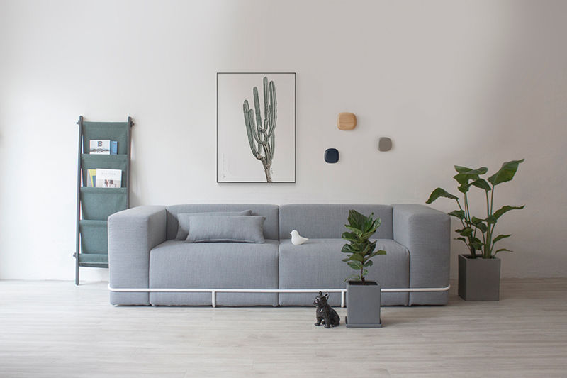 Replaceable Portion Sofas