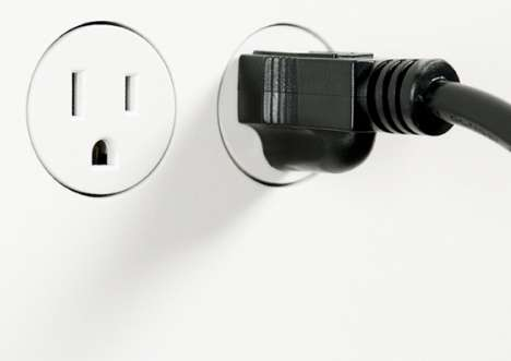 Frameless Electrical Outlets