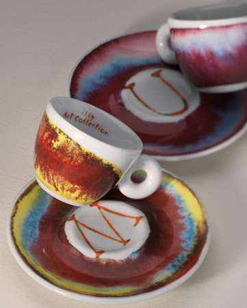 Painterly Coffee Cups