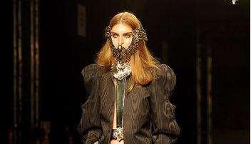 Majestic Structural Fashion