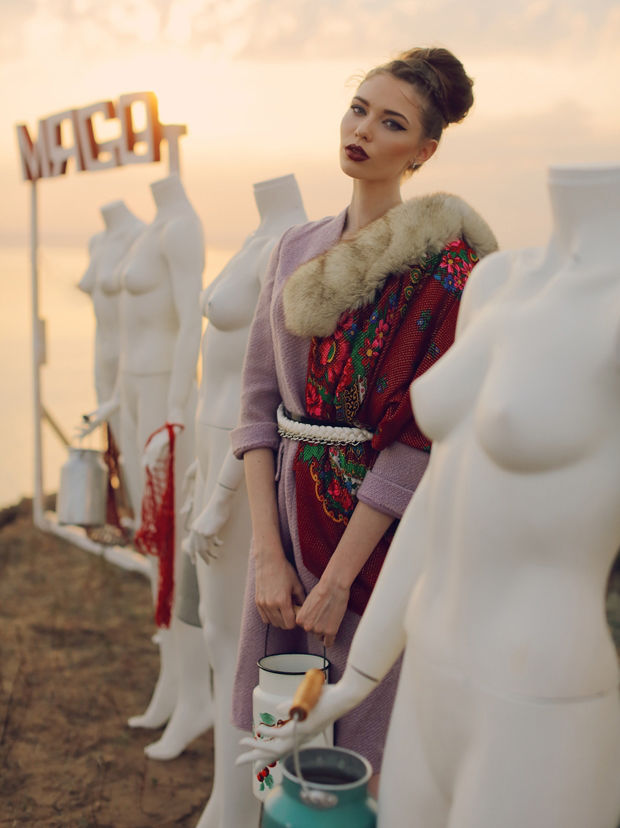 USSR-Inspired Fashion