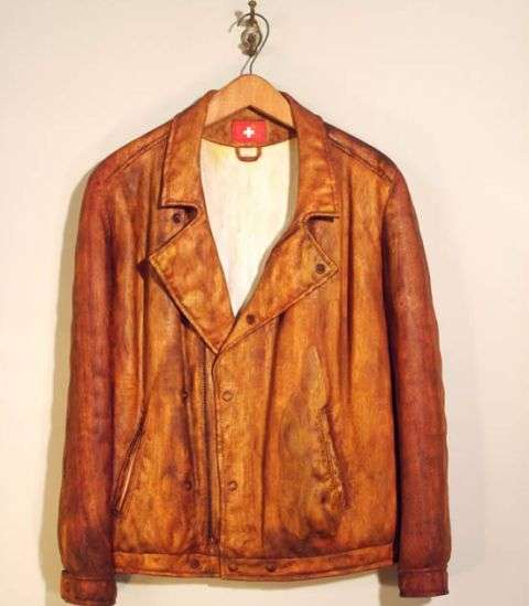 Wooden Riding Coats
